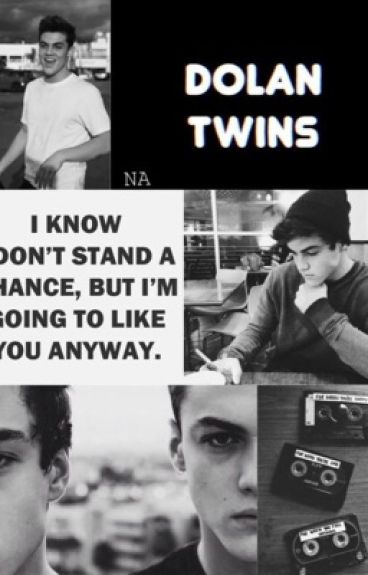 Imagine Dolan Twins//Magcon..