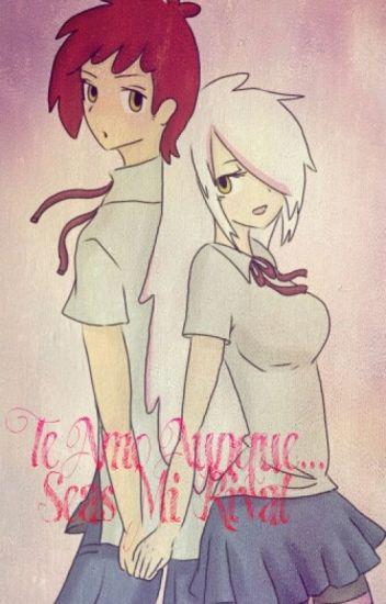 Te Amo... Aunque Seas Mi Rival [Foxangle] [#FNaFHS]