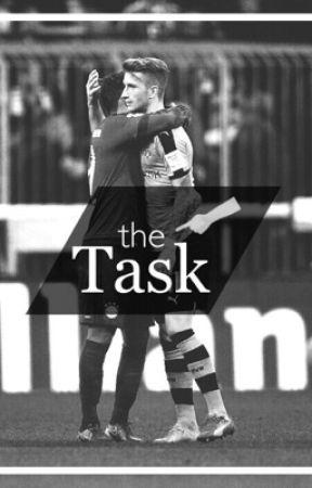 The Task [Götzeus] by kindofshameless