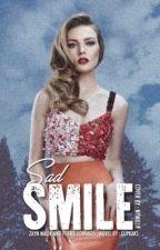 Sad smile | إبتسامة حزينة by cupkaks
