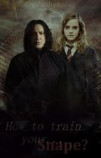 How to train your... Snape? //Sevmione by CrystalShadow23