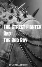 The Street Fight and the Bad Boy by WRITERandSK8ER