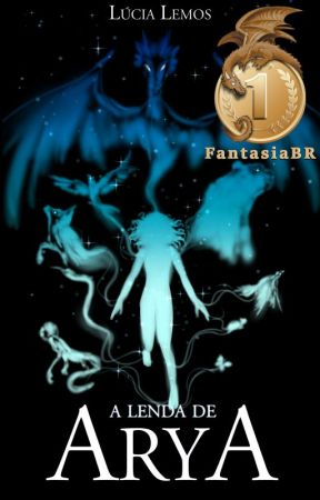 A lenda de Arya by Lucia_Lemos