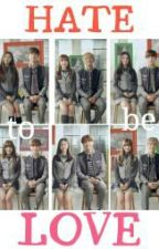 hate to be love (Gfriend X BTS) by bilbil112