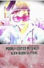 Poorly Edited Petekey by meme-strider