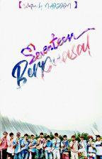 Seventeen Berpuasa! + SVT♊ by horologiumjeon_