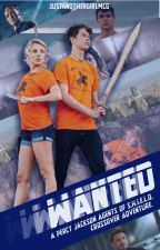 Wanted (A Percy Jackson/Agents of S.H.I.E.L.D. crossover) by JustAnotherGirlmcg