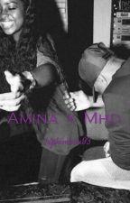 """""""Amina sur ton coeur j'ai la main mise"""" by laplumedu93"""
