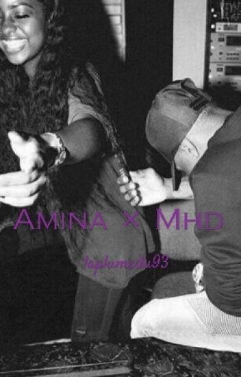 """Amina sur ton coeur j'ai la main mise"""