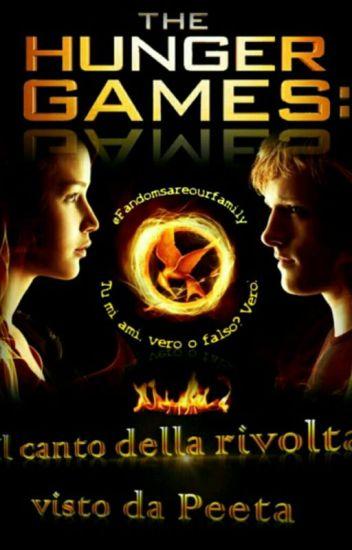 Hunger Games: Il Canto della Rivolta visto da Peeta. #Wattys2017