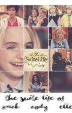 The Suite Life of Zack & Cody & Elle by SloppyTaco
