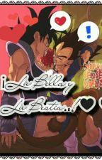 !La Bella Y La Bestia¡{GokuxVegeta} by belencita911