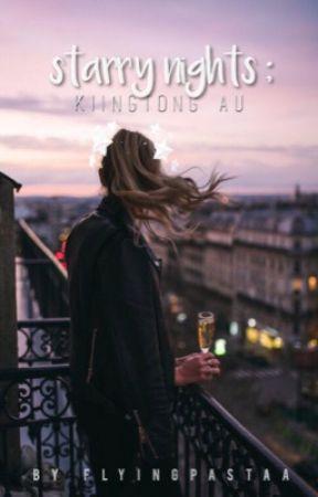 starry nights ; kiingtong au by ineffablesonder