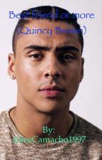 Best friend or more (Quincy Brown) by AliceCamacho1997