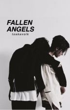Fallen Angels by -tessblack-