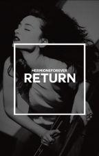 RETURN → STALLISON by HermioneForever