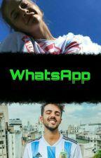 WhatsApp|Federico Vigevani Y Tu| by Camisoga