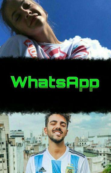 WhatsApp Federico Vigevani Y Tu 