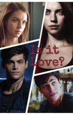 Is it love? | Alec Lightwood  by x_Stilinski_x