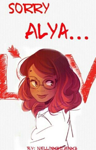 Sorry Alya...[DOKONČENO]