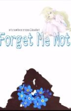 Forget Me Not - Zervis by strawberrypolkadot