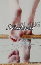 Walking shattered//Rucas au by -dreamcatcher219-