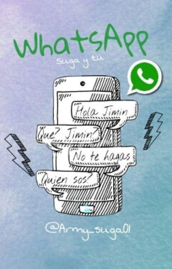 WhatsApp ☞Suga Y Tu☜