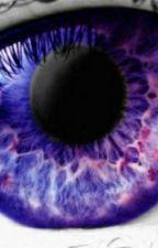 Purple Eye  by AlexBellLove