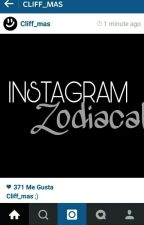 Instagram Zodiacal #Wattys2016 #VisualStory by Cliff_mas