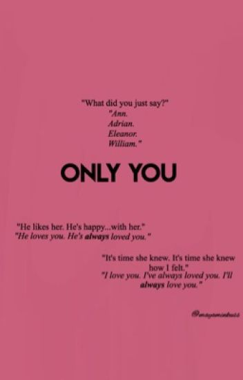 Only You//Markle & Rucas