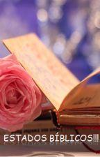 ESTADOS BÍBLICOS!!! by yendyvanessa