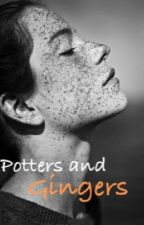 Potters and Gingers || James Sirius Potter  by Addiebear_Writes