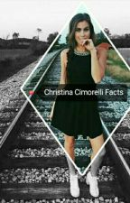 Christina Cimorelli Facts by cimflowers