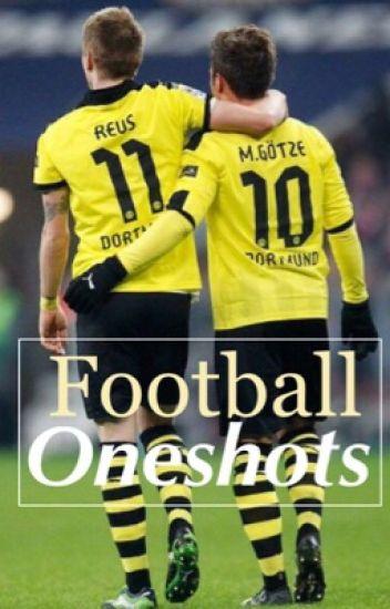 Football Oneshots [boyxboy]