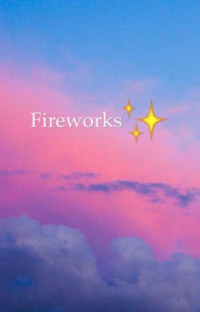 Fireworks  by Punkrocker___