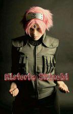 Historia Shinobi [ZAKOŃCZONE] by BlackroseSatomi
