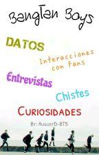 ¡BTS Curiosidades! by AugustD-BTS
