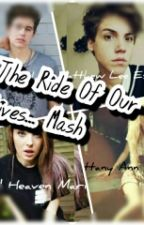 The Ride Of Our Lives.... A Mash Fanfic by Matthew_Fanfics
