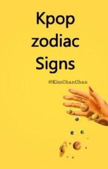 KPop Zodiac Signs [Hun]