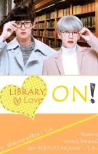 Library Love ON! by skysmurf614