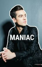 maniac // brendon urie (done) by lurkinghemmings