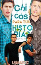 Chicos para tus Historias by girlstalkshawn