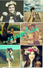 Snapchat ( H.S )( 1D ) by ILoveYou44000