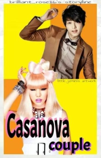CASANOVA COUPLE