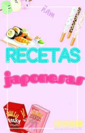 Recetas Japonesas  by AdrianaMoreno176