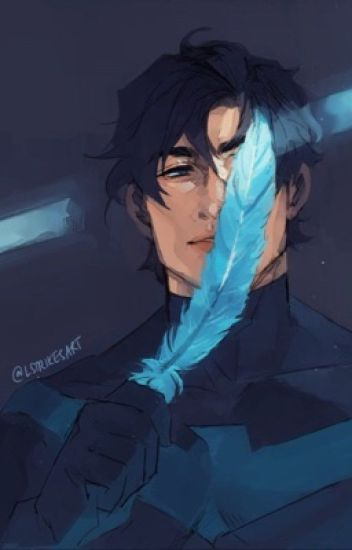 You Forgot Something... (Dick Grayson X Reader)
