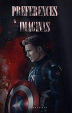 MARVEL Preferences.|| Avengers. by AnayancyCM