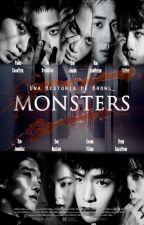 Monsters    EXO {Hiatus} by 6rowl_