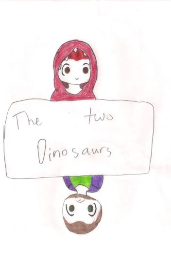 The two dinosaurs - Redney