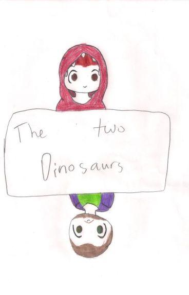 The two dinosaurs - Redney